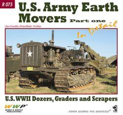 U.S. Army Earth Movers Part one in detail